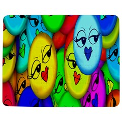 Smiley Girl Lesbian Community Jigsaw Puzzle Photo Stand (rectangular)