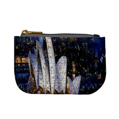 Sidney Travel Wallpaper Mini Coin Purses
