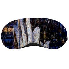 Sidney Travel Wallpaper Sleeping Masks