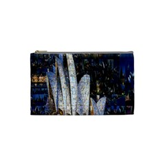 Sidney Travel Wallpaper Cosmetic Bag (Small)