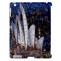 Sidney Travel Wallpaper Apple Ipad 3/4 Hardshell Case (compatible With Smart Cover)