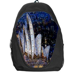 Sidney Travel Wallpaper Backpack Bag
