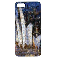 Sidney Travel Wallpaper Apple Iphone 5 Hardshell Case With Stand