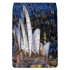 Sidney Travel Wallpaper Flap Covers (l)