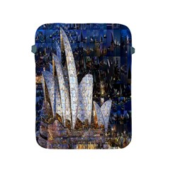 Sidney Travel Wallpaper Apple Ipad 2/3/4 Protective Soft Cases