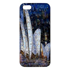 Sidney Travel Wallpaper Iphone 5s/ Se Premium Hardshell Case