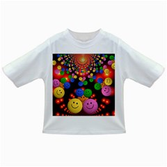 Smiley Laugh Funny Cheerful Infant/Toddler T-Shirts
