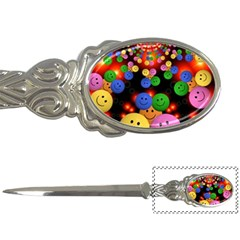 Smiley Laugh Funny Cheerful Letter Openers