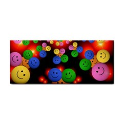 Smiley Laugh Funny Cheerful Cosmetic Storage Cases