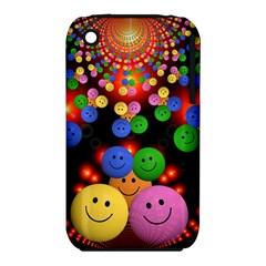 Smiley Laugh Funny Cheerful iPhone 3S/3GS