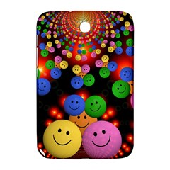 Smiley Laugh Funny Cheerful Samsung Galaxy Note 8 0 N5100 Hardshell Case
