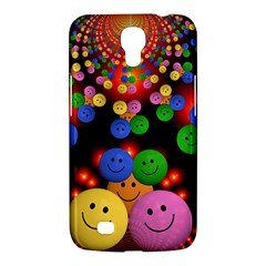 Smiley Laugh Funny Cheerful Samsung Galaxy Mega 6 3  I9200 Hardshell Case
