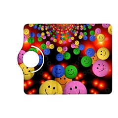 Smiley Laugh Funny Cheerful Kindle Fire HD (2013) Flip 360 Case