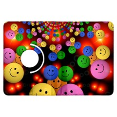 Smiley Laugh Funny Cheerful Kindle Fire HDX Flip 360 Case