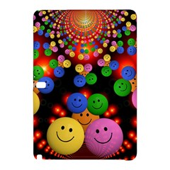 Smiley Laugh Funny Cheerful Samsung Galaxy Tab Pro 12.2 Hardshell Case