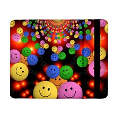 Smiley Laugh Funny Cheerful Samsung Galaxy Tab Pro 8 4  Flip Case