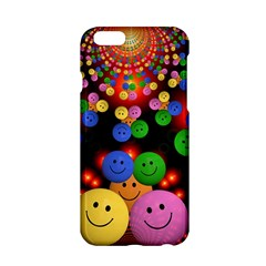 Smiley Laugh Funny Cheerful Apple Iphone 6/6s Hardshell Case