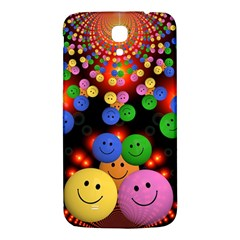 Smiley Laugh Funny Cheerful Samsung Galaxy Mega I9200 Hardshell Back Case