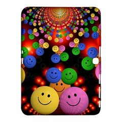 Smiley Laugh Funny Cheerful Samsung Galaxy Tab 4 (10 1 ) Hardshell Case