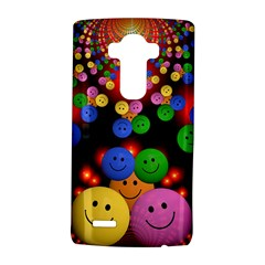 Smiley Laugh Funny Cheerful Lg G4 Hardshell Case