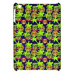 Smiley Background Smiley Grunge Apple iPad Mini Hardshell Case
