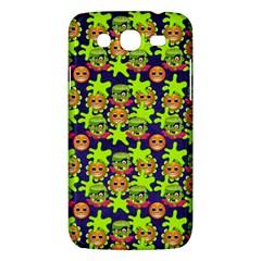 Smiley Background Smiley Grunge Samsung Galaxy Mega 5.8 I9152 Hardshell Case