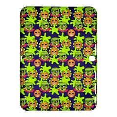 Smiley Background Smiley Grunge Samsung Galaxy Tab 4 (10.1 ) Hardshell Case