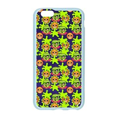 Smiley Background Smiley Grunge Apple Seamless iPhone 6/6S Case (Color)