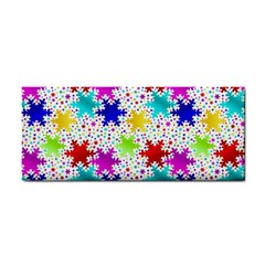 Snowflake Pattern Repeated Cosmetic Storage Cases