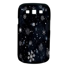 Snowflake Snow Snowing Winter Cold Samsung Galaxy S Iii Classic Hardshell Case (pc+silicone)