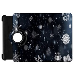 Snowflake Snow Snowing Winter Cold Kindle Fire HD 7