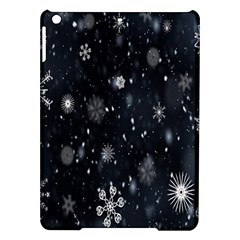 Snowflake Snow Snowing Winter Cold Ipad Air Hardshell Cases