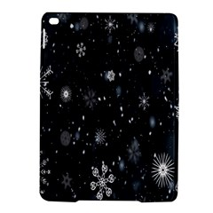 Snowflake Snow Snowing Winter Cold Ipad Air 2 Hardshell Cases