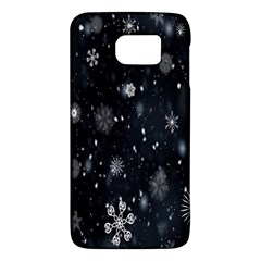 Snowflake Snow Snowing Winter Cold Galaxy S6