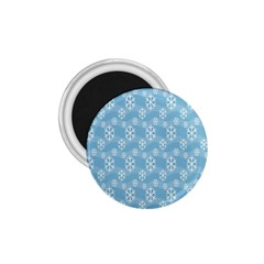 Snowflakes Winter Christmas 1.75  Magnets