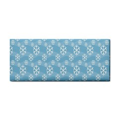 Snowflakes Winter Christmas Cosmetic Storage Cases