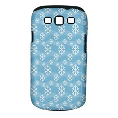 Snowflakes Winter Christmas Samsung Galaxy S Iii Classic Hardshell Case (pc+silicone)