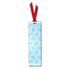 Snowflakes Winter Christmas Small Book Marks