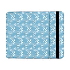 Snowflakes Winter Christmas Samsung Galaxy Tab Pro 8 4  Flip Case