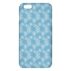 Snowflakes Winter Christmas Iphone 6 Plus/6s Plus Tpu Case