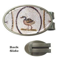 Sousse Mosaic Xenia Patterns Money Clips (Oval)