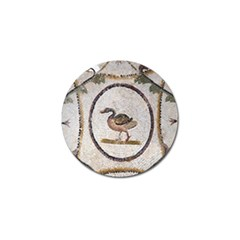 Sousse Mosaic Xenia Patterns Golf Ball Marker (4 pack)
