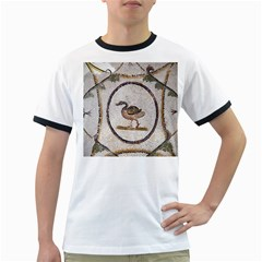 Sousse Mosaic Xenia Patterns Ringer T Shirts