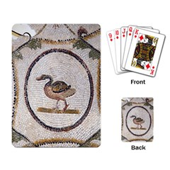 Sousse Mosaic Xenia Patterns Playing Card