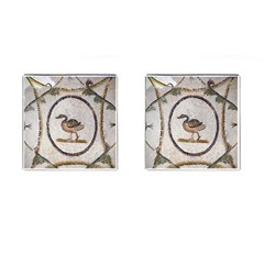 Sousse Mosaic Xenia Patterns Cufflinks (Square)