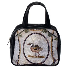 Sousse Mosaic Xenia Patterns Classic Handbags (one Side)