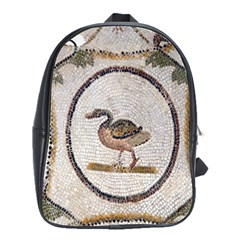 Sousse Mosaic Xenia Patterns School Bags(large)