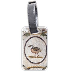 Sousse Mosaic Xenia Patterns Luggage Tags (two Sides)