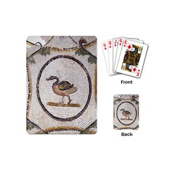 Sousse Mosaic Xenia Patterns Playing Cards (Mini)