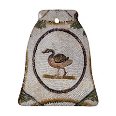 Sousse Mosaic Xenia Patterns Bell Ornament (Two Sides)